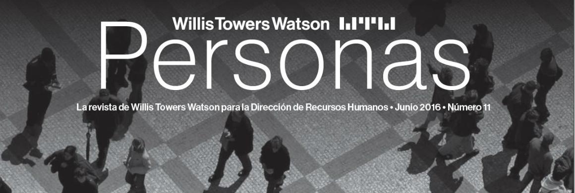 Willis Towers Watson Personas